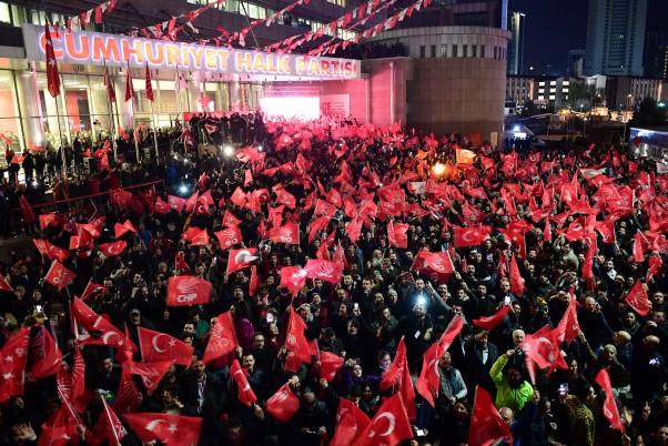 Ердоган ги изгуби Истанбул и Анкара