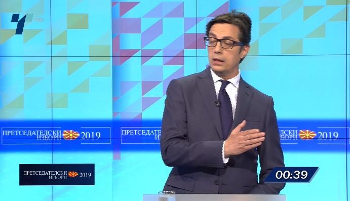 Пендаровски: Не може да се ревидира Преспанскиот договор и да очекувате целиот свет да не следи во тоа
