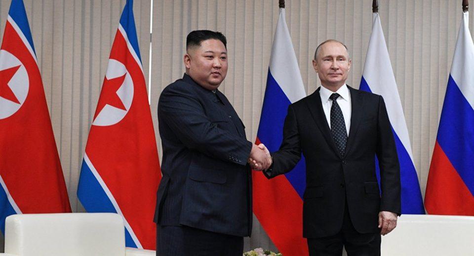 Состанокот на Путин и Ким траел двојно подолго од предвиденото (ФОТО)