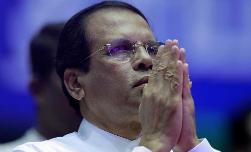 Претседателот на Шри Ланка ќе прави чистка на првите луѓе во безбедноста
