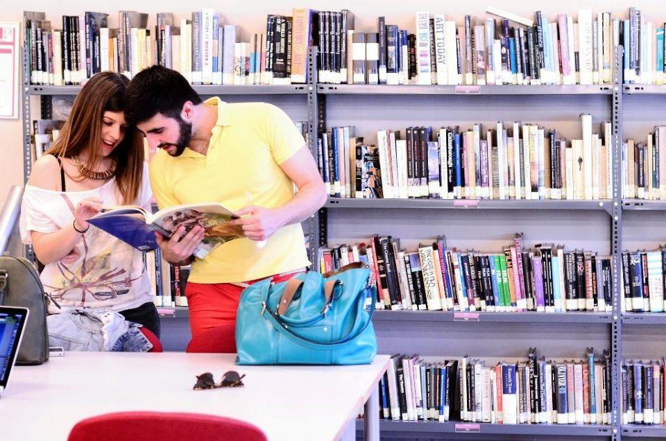 Можности за мрежно поврзување на Саемот за кариера на Меѓународниот факултет на Универзитетот Шефилд, Сити колеџ