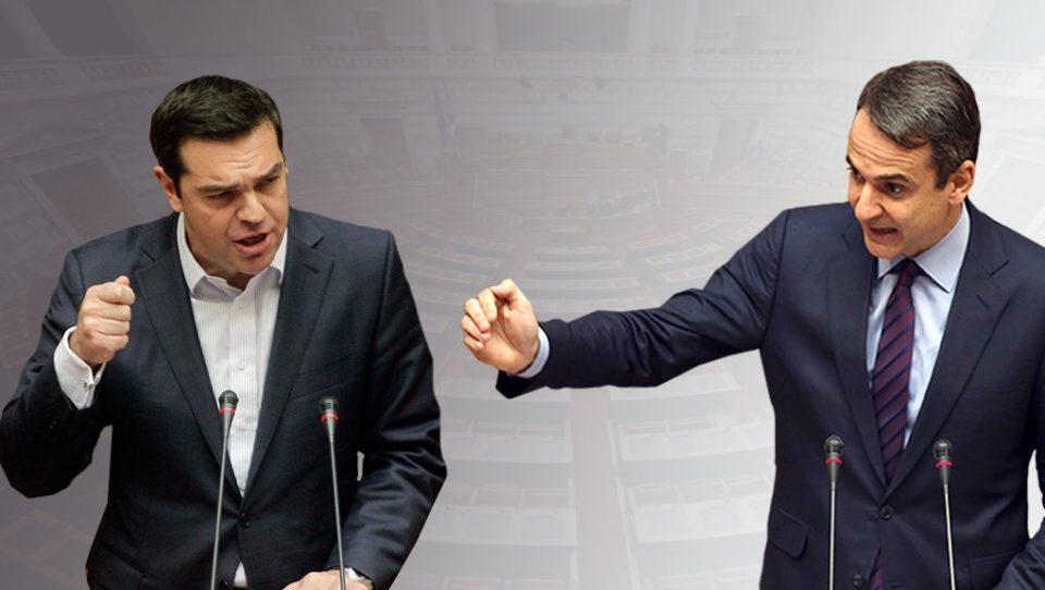 Мицотакис го обвини Ципрас дека лаже седум дена во неделата