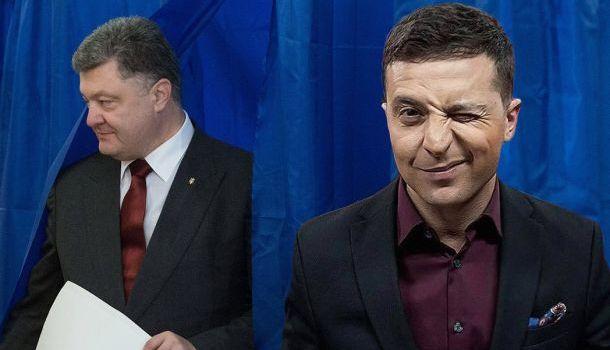 Зеленски, комичарот без политичко искуство води на изборите во Украина: Ова е само прв чекор