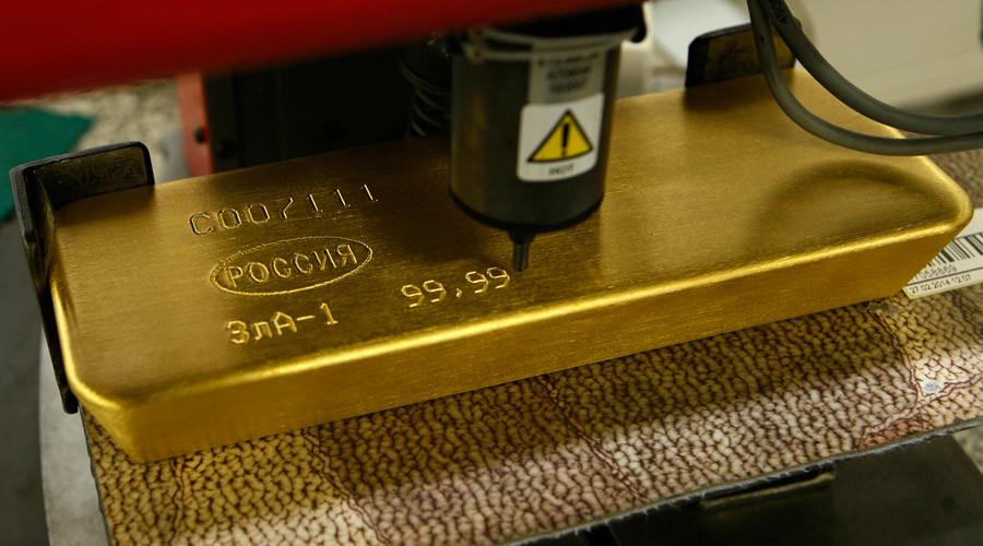 Москва ја напушта американската валута: Се помалку долари – се повеќе злато