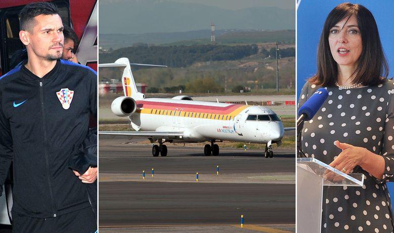 Расипана клима предизвика паника во авион – меѓу патниците и Дејан Ловрен