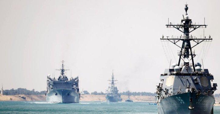 Два американски разурнувачи впловија во Персискиот Залив