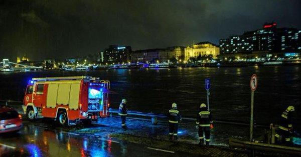 Седум загинати и дваесетина исчезнати по судир на два брода во Будимпешта (ВИДЕО/ФОТО)