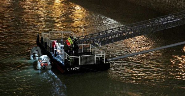 Унгарската полиција го уапси капетанот на крузерот