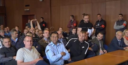 Командант Соколи до судијката: Доста е веќе, не ве поднесуваме (ВИДЕО)