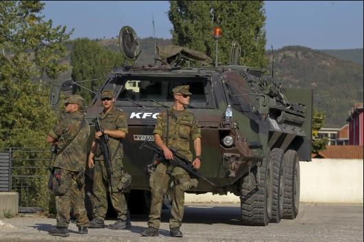 Унгарија испрати дополнителни војници на Косово