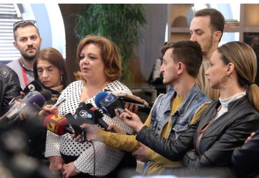 Специјалната обвинителка Катица Јанева си поднесе оставка