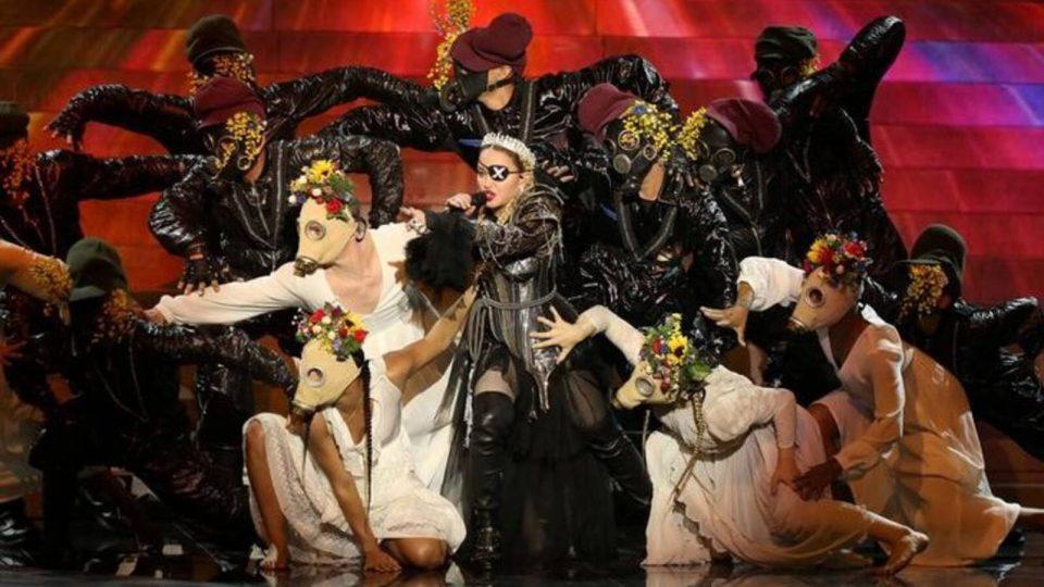 Мадона не фалшира на нејзиниот Јутјуб канал