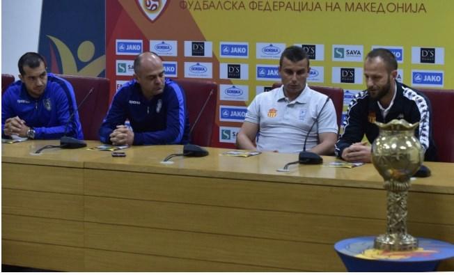 """Македонија ЃП и """"Пандевци"""" во борба за куп трофејот"""