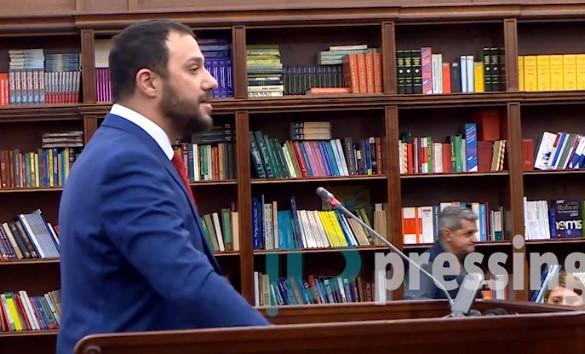 ВМРО-ДПМНЕ: Заев и Богоевски можат да соработуваат само во затвор