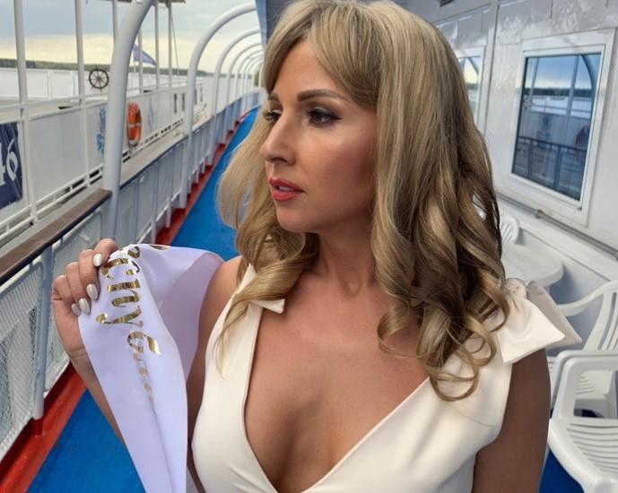 Олга е прогласена за најубава жена во Русија (ФОТО)