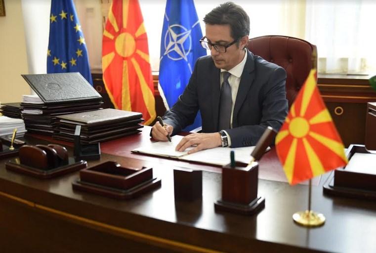 Пендаровски по крајот на мандатот нема да бара претседателска пензија