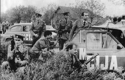 Туѓман свесно го жртвувал животот на 12 полицајци за да ја започне војната