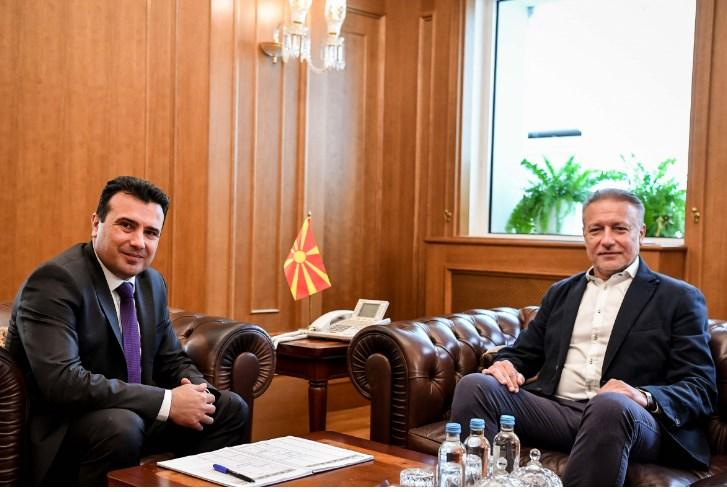 Заев му продава евтини финти на Црвенковски: Го предзвикува да се кандидира за лидер на СДСМ