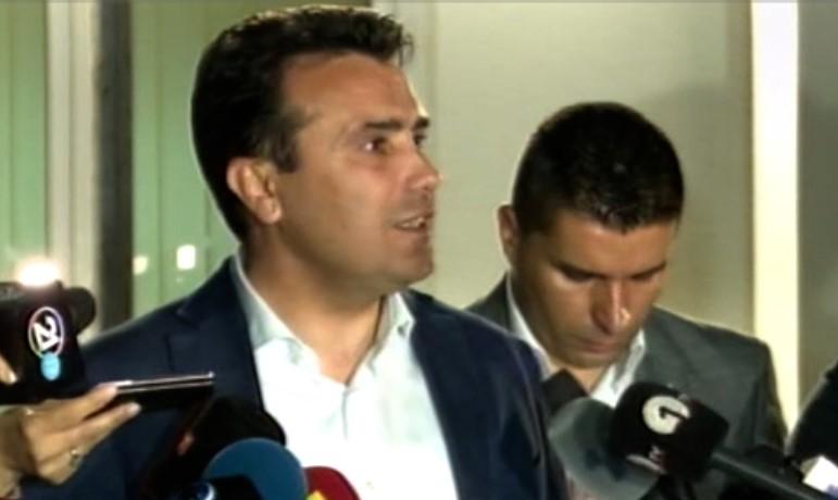 Заев по смените: Ја примивме пораката од граѓаните, не гледам причина јас да поднесам оставка