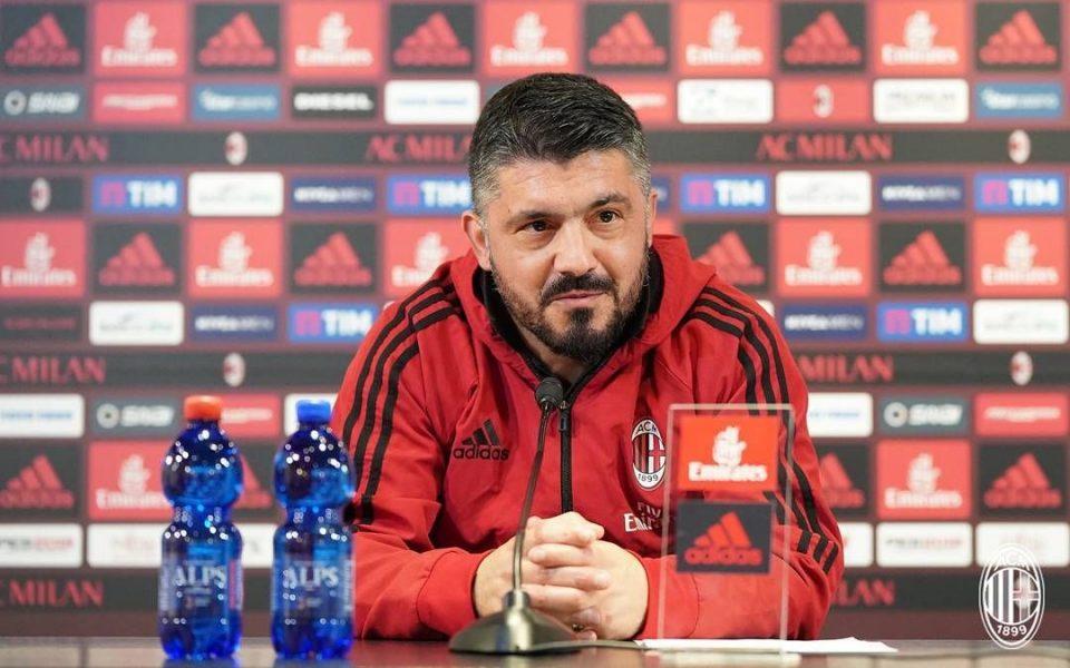 Крај за Гатузо: Mилан има нов тренер