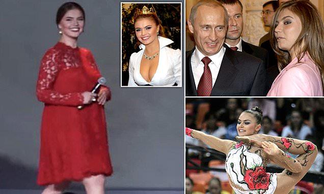 Рускиот претседател Путин доби близнци?