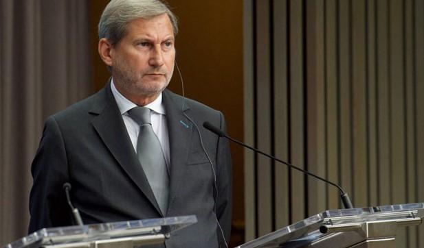 Јоханес Хан повторно ќе биде номиниран за комесарска функција во ЕК