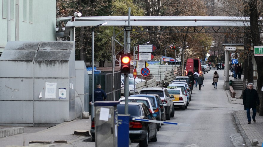 Две катни гаражи ќе се градат во Клиничкиот центар во Скопје