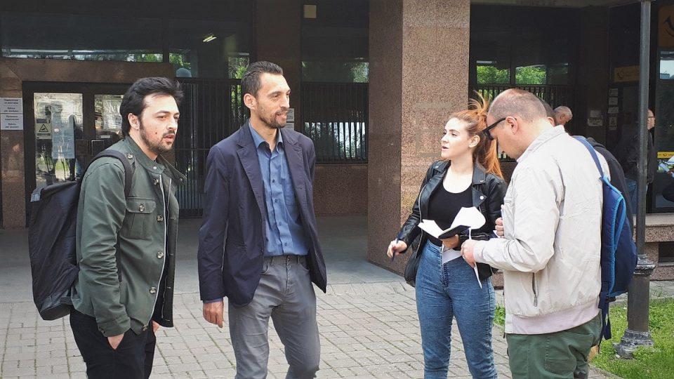 Савески и Куновски одново на судење за демолирањето на канцеларијата на Иванов