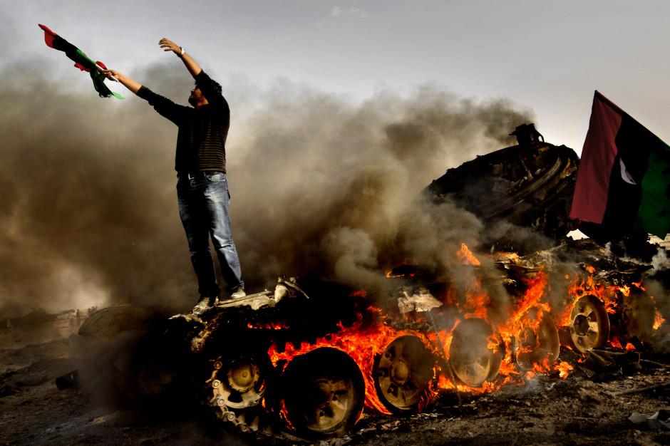 Либија е пред граѓанска војна и трајна поделба на земјата