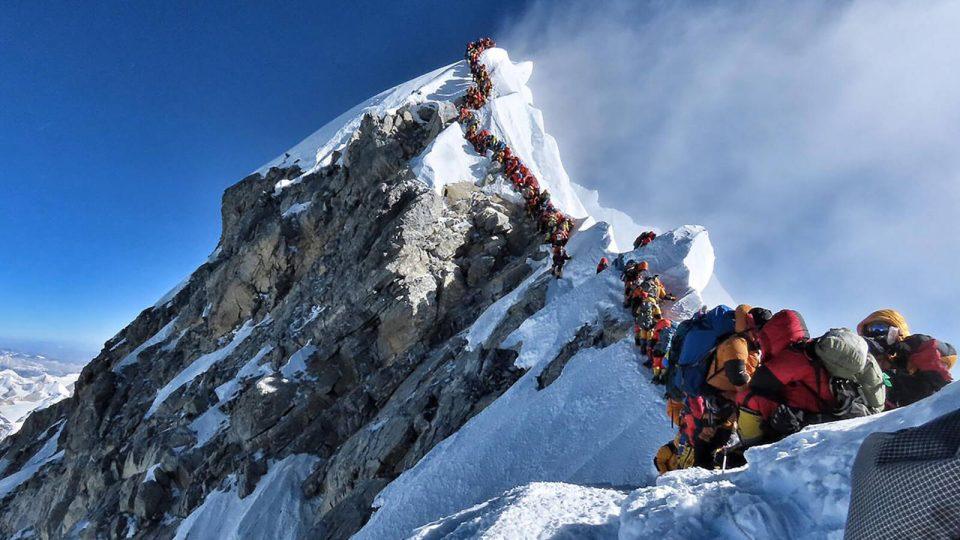 Маунт Еверест сезонава одзеде рекордни 10 животи