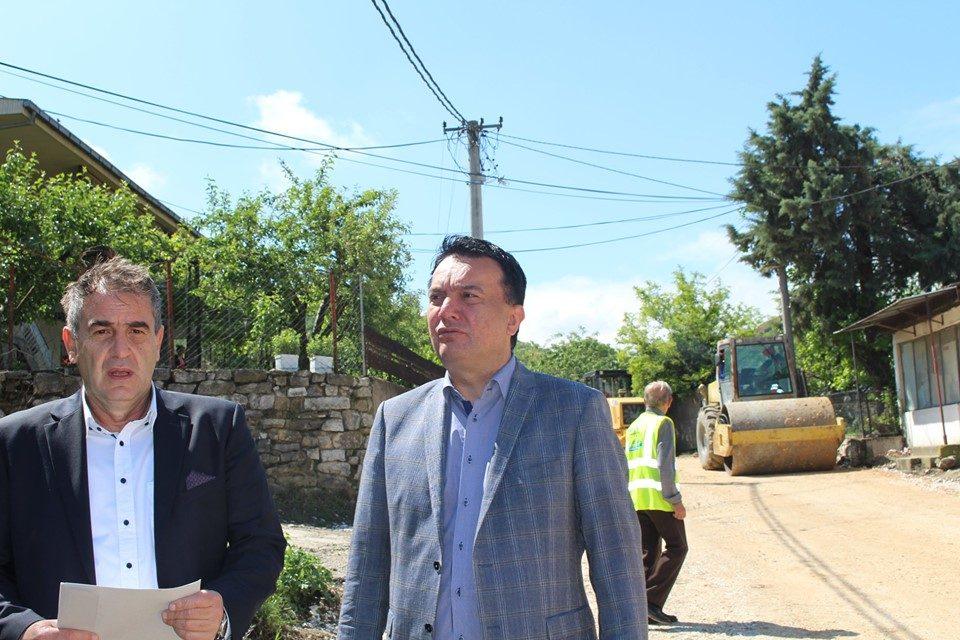 Сугарески: Изградбата на капиталните проекти се приоритет број еден за Владата