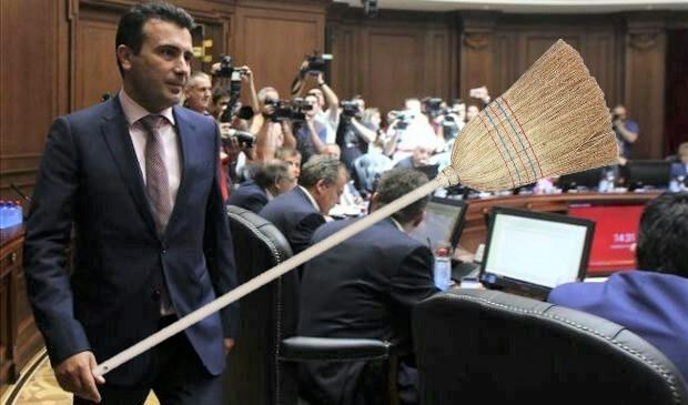 Заев за смените на министри: Главен критериум ќе биде ароганцијата и неисполнувањето на очекувањата