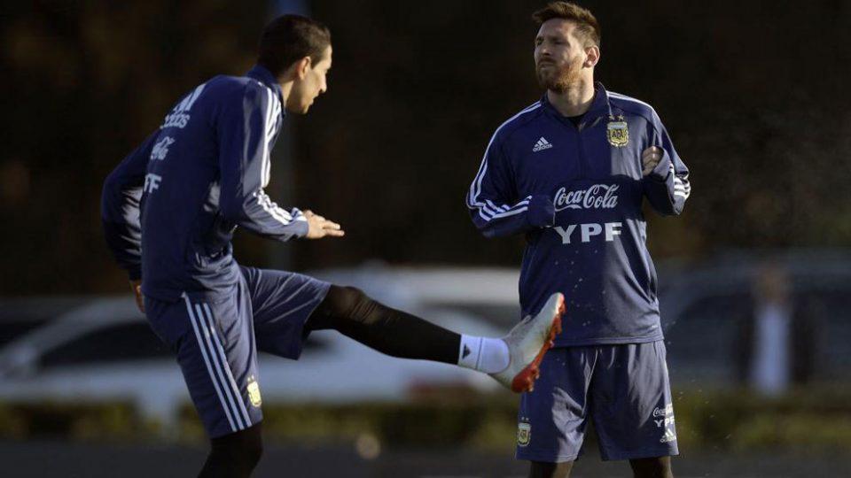 Ди Марија: Ако одам во Барселона, тоа ќе биде поради Меси