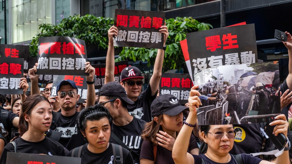 Нови протести во Хонг Конг поради законот за екстрадиција(ВИДЕО)