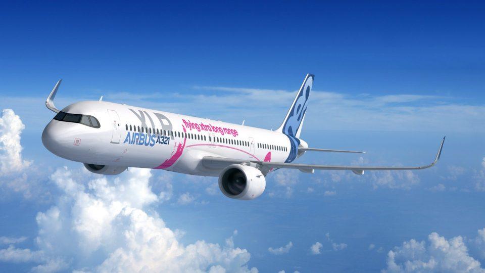 """Ербас најави нов авион за долги летови кој треба да го """"победи"""" Боинг"""