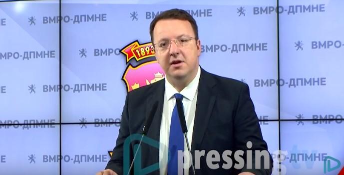 Николовски: Каква е гаранцијата за добивање датум за преговори во октомври (ВИДЕО)