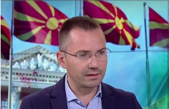 """Димитров молчи за """"ќотекот"""" на Џамбаски"""