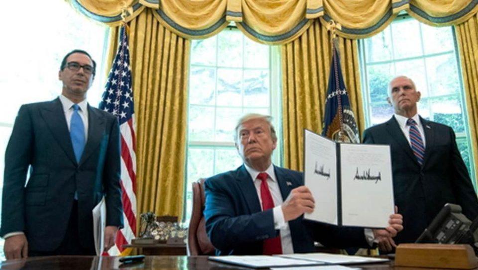 Трамп: Доколку Техеран нападне нешто американско, ќе има уништување за Иран