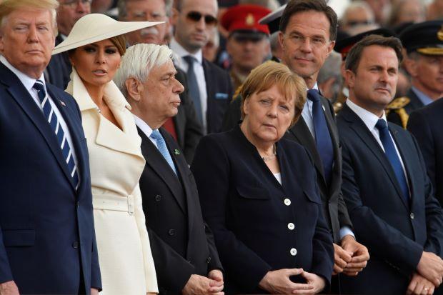 Трамп и Меркел разговараа за Либија и за Западна Африка