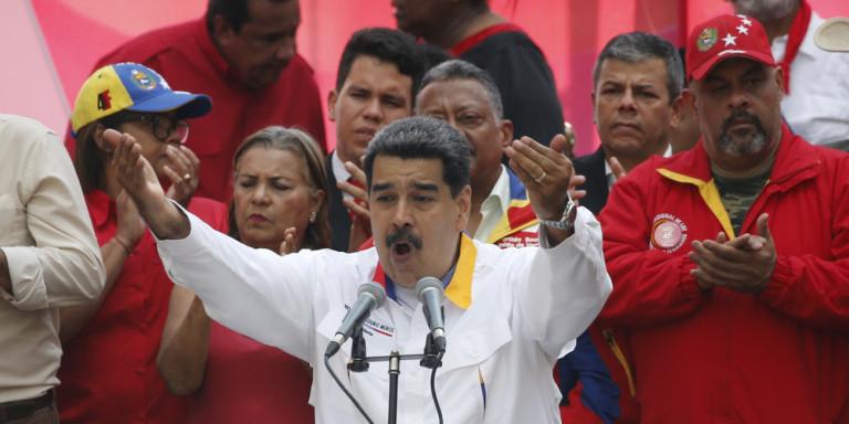 САД си легнаа на брашното: Сега сакаат дијалог со Мадуро
