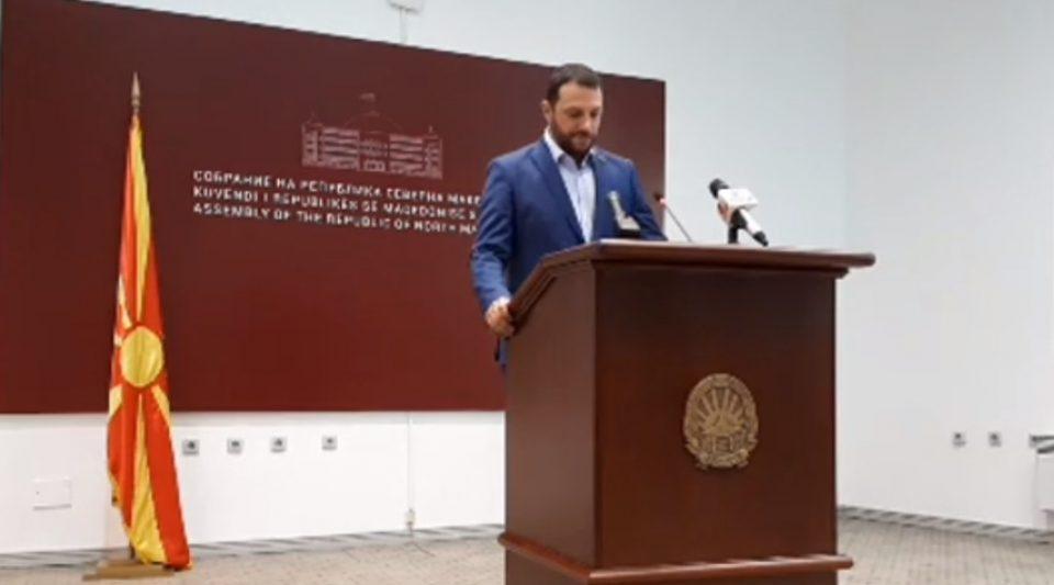 Богоевски: Борбата продолжува, активизмот е борба на вредности (ВИДЕО)
