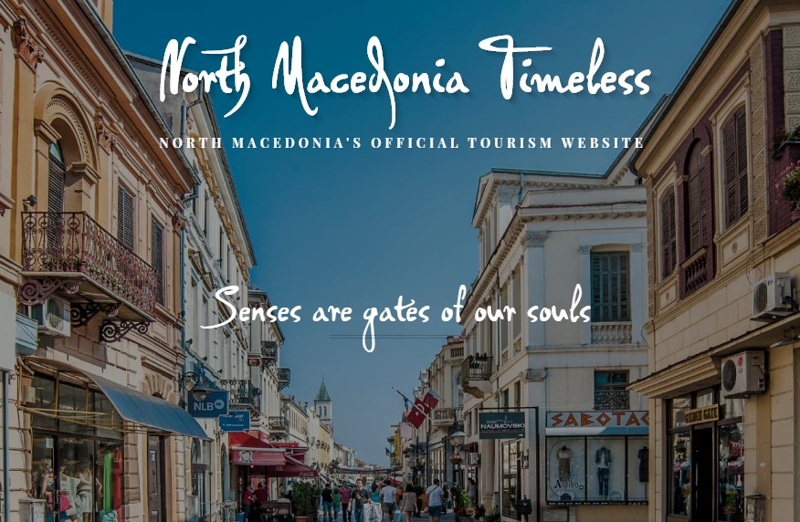 """Кампањата """"Македонија вечна"""", стана """"Северна Македонија вечна"""""""