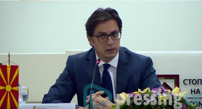 Стево Пендаровски: Гоце Делчев е нашата црвена линија