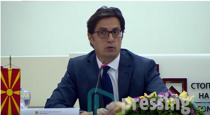 Пендаровски: Од политички причини, делото на Блаже Конески повторно е на удар