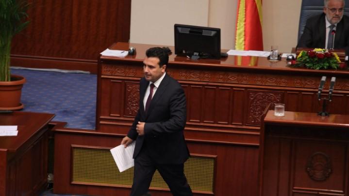 Премиерот Заев му нареди на Зоран да го повлече предлогот за министер за финансии (ВИДЕО)