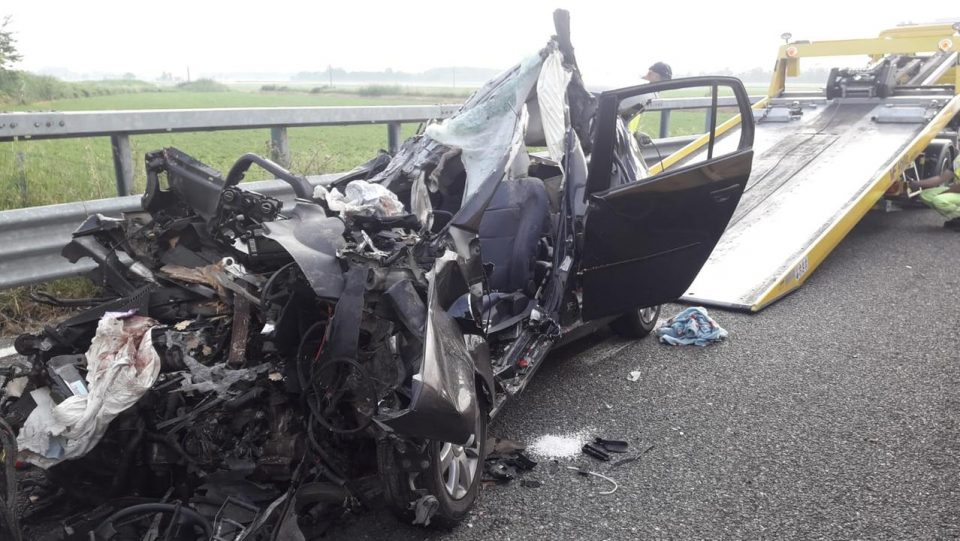Детали за сообраќајката во Италија во која загина брачен пар од Скопје, а бебето остана живо