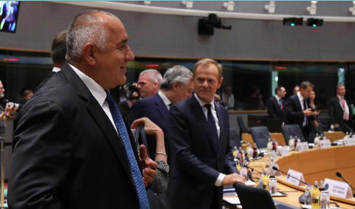 Борисов: Македонците треба уште да зреат за датум