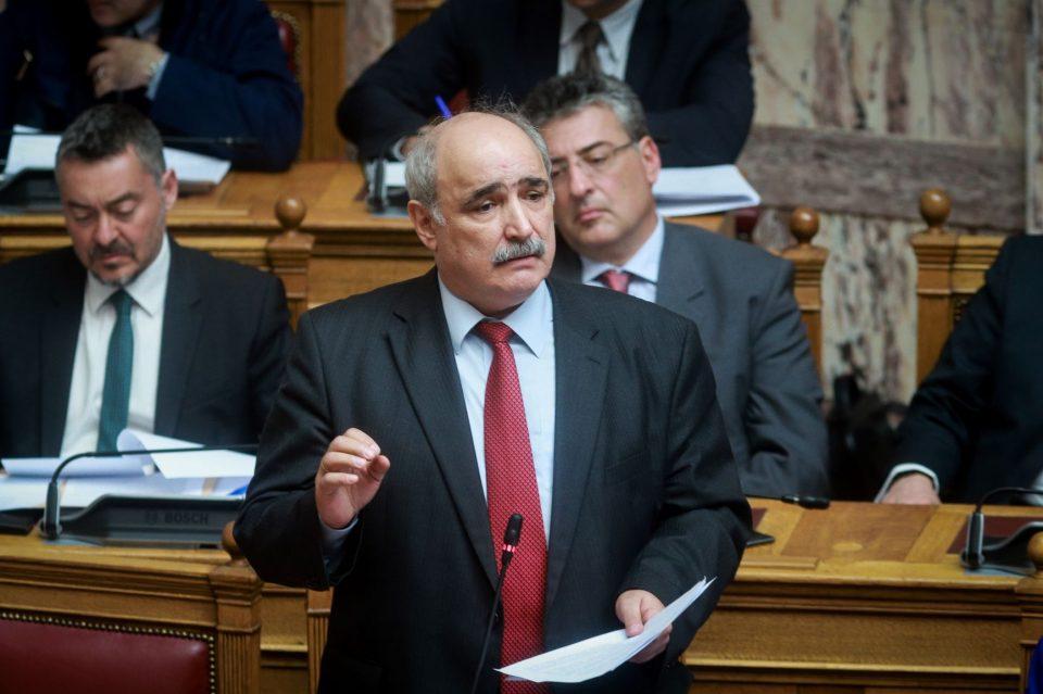 Боларис: Ако Грција има проблеми со Турција, Скопје ни го покрива грбот