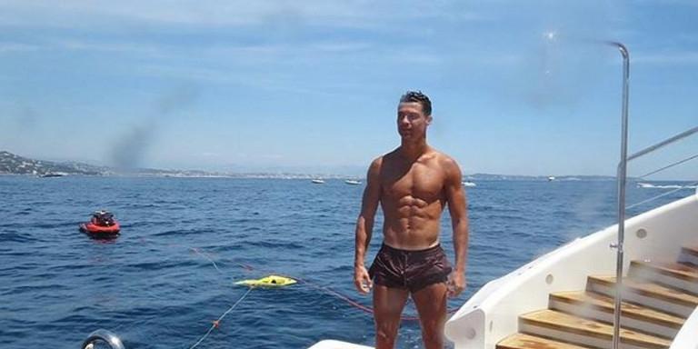 Роналдо не се штедел на одморот во Грција – на послугата им дал бакшиш над 20.000 евра