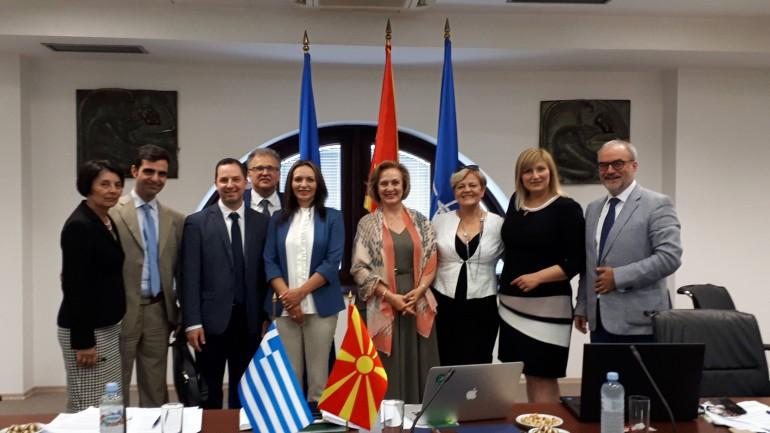 """Македонски и грчки експерти ги почнаа разговорите за брендот """"Македонија"""""""